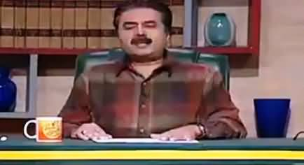 Khabardar with Aftab Iqbal (Comedy Show) - 15th October 2016
