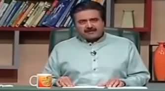 Khabardar With Aftab Iqbal (Comedy Show) - 18th October 2017