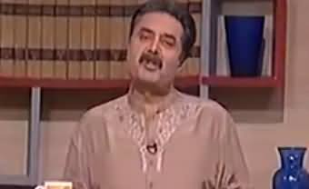 Khabardar with Aftab Iqbal (Comedy Show) - 1st June 2017