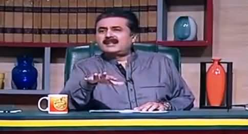 Khabardar with Aftab Iqbal (Comedy Show) – 1st September 2016