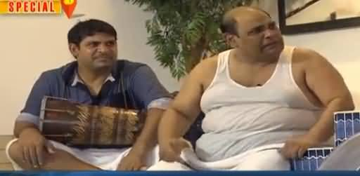 Khabardar with Aftab Iqbal (Comedy Show) - 20th May 2017