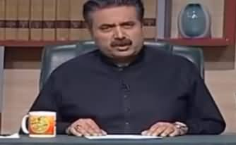 Khabardar With Aftab Iqbal (Comedy Show) - 20th September 2019
