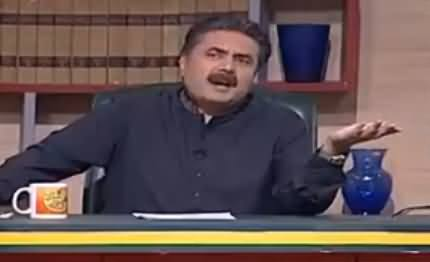 Khabardar With Aftab Iqbal (Comedy Show) - 21st April 2017