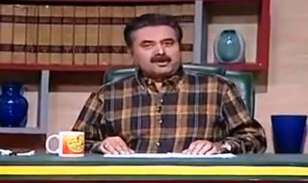 Khabardar with Aftab Iqbal (Comedy Show) - 21st October 2016