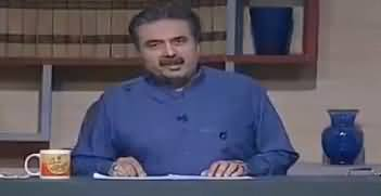 Khabardar with Aftab Iqbal (Comedy Show) - 21st October 2017