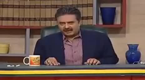 Khabardar with Aftab Iqbal (Comedy Show) - 22nd January 2017
