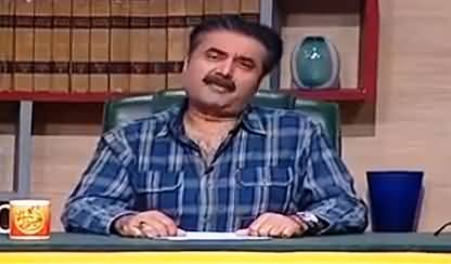 Khabardar with Aftab Iqbal (Comedy Show) – 22nd October 2016