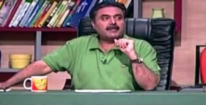 Khabardar With Aftab Iqbal (Comedy Show) - 22nd September 2016