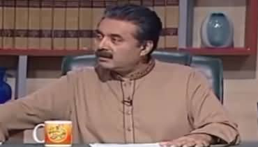 Khabardar With Aftab Iqbal (Comedy Show) - 22nd September 2019