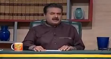 Khabardar with Aftab Iqbal (Comedy Show) - 23rd October 2016