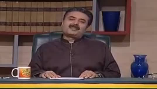 Khabardar with Aftab Iqbal (Comedy Show) - 24th March 2017