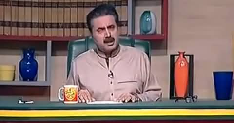 Khabardar with Aftab Iqbal (Comedy Show) - 25th August 2016