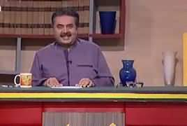 Khabardar with Aftab Iqbal (Comedy Show) – 25th May 2018