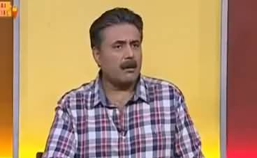 Khabardar With Aftab Iqbal (Comedy Show) - 26th August 2017