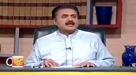 Khabardar with Aftab Iqbal (Comedy Show) - 26th March 2017