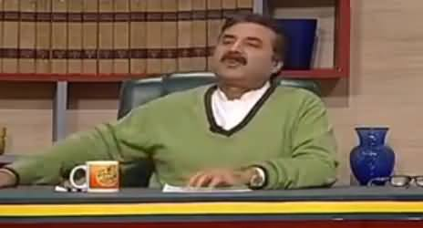 Khabardar with Aftab Iqbal (Comedy Show) - 27th January 2017