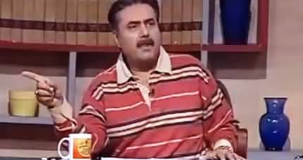 Khabardar With Aftab Iqbal (Comedy Show) - 27th July 2017