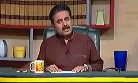 Khabardar with Aftab Iqbal (Comedy Show) - 27th November 2016