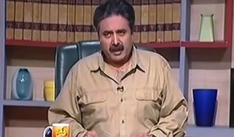 Khabardar with Aftab Iqbal (Comedy Show) - 27th October 2016