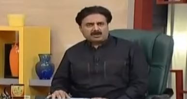 Khabardar with Aftab Iqbal (Comedy Show) - 28th July 2018