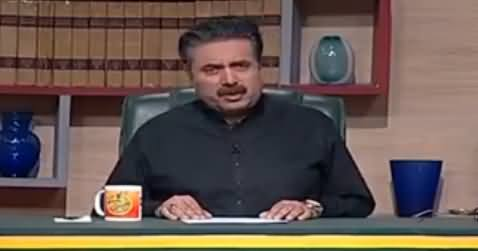 Khabardar with Aftab Iqbal (Comedy Show) - 28th October 2016