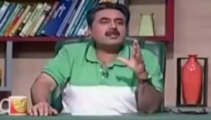 Khabardar With Aftab Iqbal (Comedy Show) - 29th September 2016