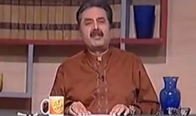 Khabardar with Aftab Iqbal (Comedy Show) - 30th April 2017