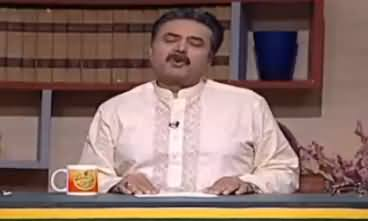 Khabardar with Aftab Iqbal (Comedy Show) - 30th June 2017