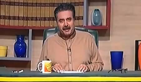 Khabardar With Aftab Iqbal (Comedy Show) - 30th October 2016
