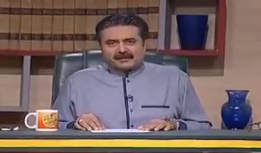 Khabardar with Aftab Iqbal (Comedy Show) - 31st March 2017