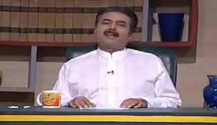 Khabardar with Aftab Iqbal (Comedy Show) - 3rd March 2017
