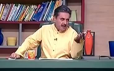 Khabardar with Aftab Iqbal (Comedy Show) - 4th July 2016