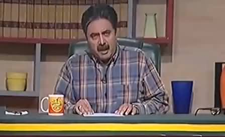 Khabardar with Aftab Iqbal (Comedy Show) - 4th November 2016