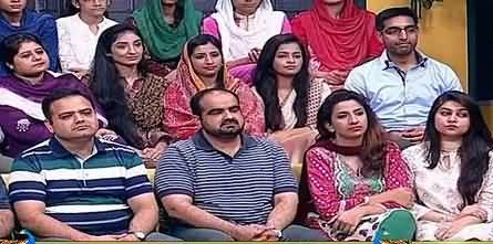 Khabardar with Aftab Iqbal (Comedy Show) - 5th August 2016