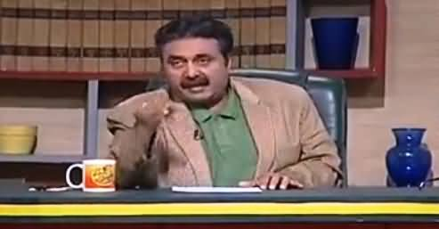 Khabardar with Aftab Iqbal (Comedy Show) - 5th February 2017
