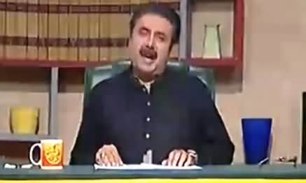 Khabardar with Aftab Iqbal (Comedy Show) - 6th November 2016