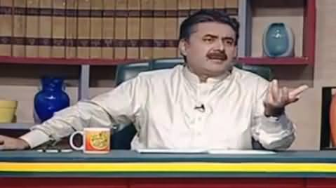 Khabardar with Aftab Iqbal (Comedy Show) – 7th August 2016