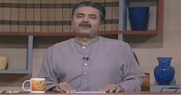 Khabardar with Aftab Iqbal (Comedy Show) - 8th December 2017