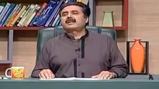 Best of Khabardar with Aftab Iqbal (Comedy Show) - 8th October 2016
