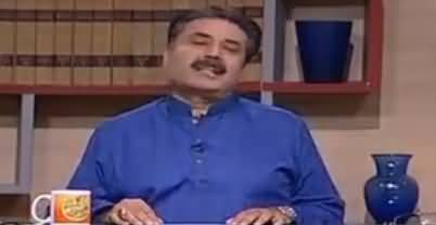Khabardar with Aftab Iqbal (Comedy Show) - 9th June 2017