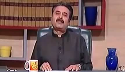 Khabardar with Aftab Iqbal (Comedy Show) - 9th March 2017