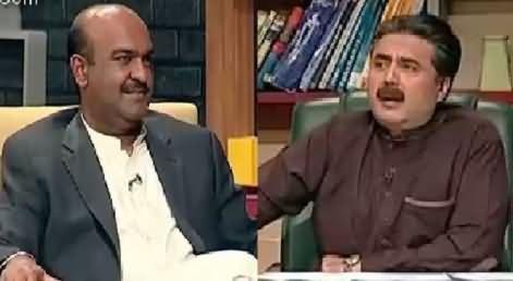Khabardar with Aftab Iqbal (Nadeem Afzal Chan) – 21st February 2016