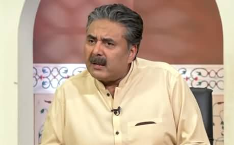 Khabardar with Aftab Iqbal (New Episode 58) - 29th April 2021