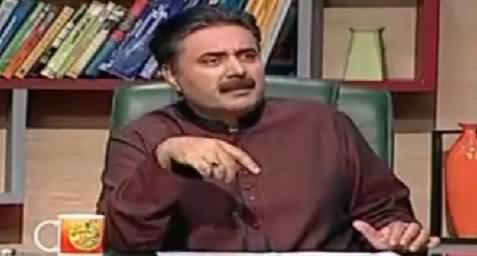 Khabardar with Aftab Iqbal on Express News – 10th April 2016