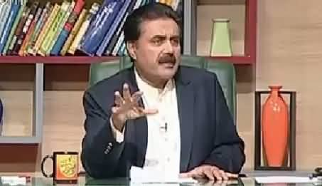 Khabardar With Aftab Iqbal on Express News – 10th January 2016