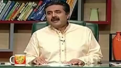 Khabardar with Aftab Iqbal on Express News – 10th March 2016