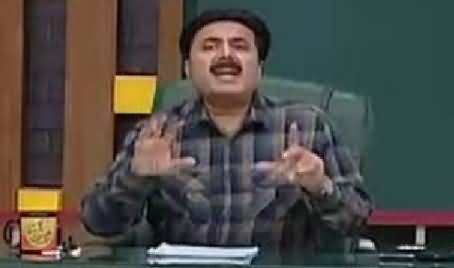 Khabardar with Aftab Iqbal on Express News – 10th October 2015