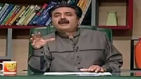 Khabardar with Aftab Iqbal on Express News – 11th March 2016