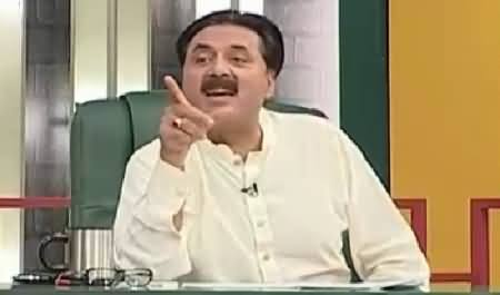 Khabardar with Aftab Iqbal on Express News – 11th September 2015