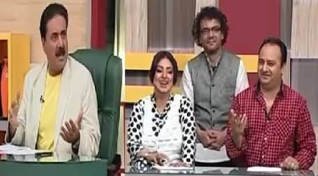 Khabardar with Aftab Iqbal on Express News – 12th September 2015